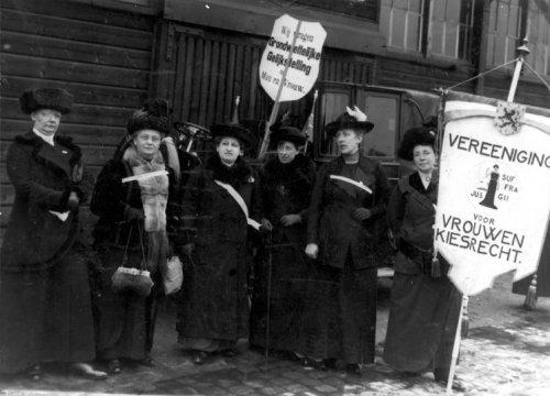WP-1913 vrouwenkiesrecht