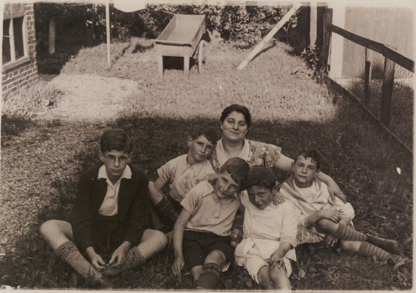 WP-1942 familie-in-leek