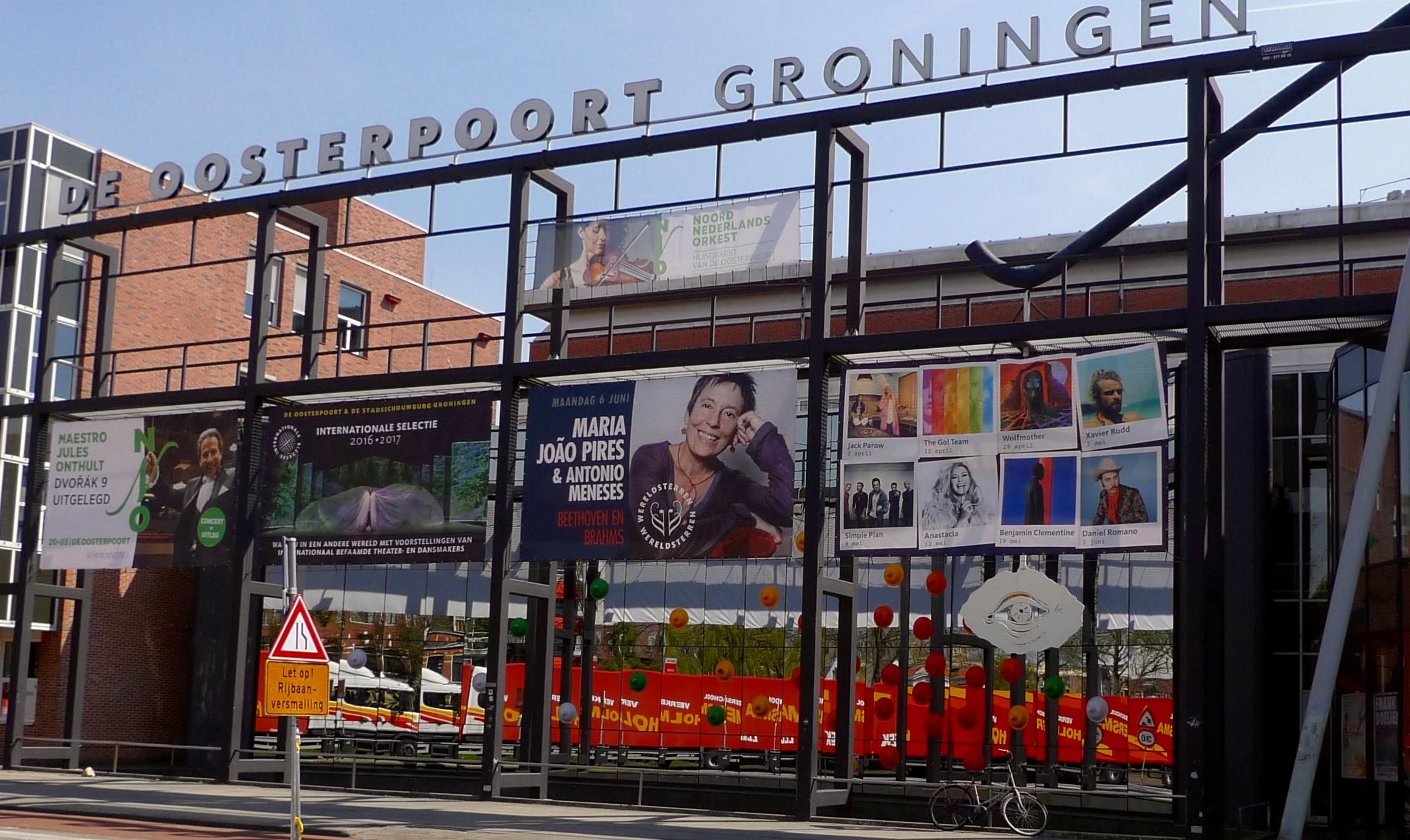 WP2011 oosterpoort-entree